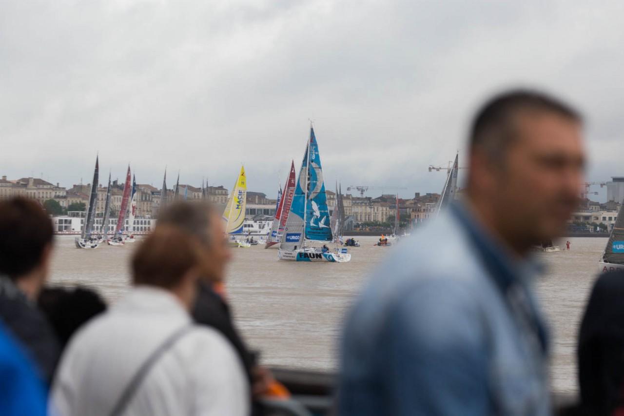 9ème du prologue de La Solitaire URGO Le Figaro.
